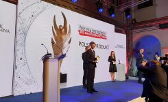 "We have won the ""No Future Without Entrepreneurship"" award of Dziennik Gazeta Prawna"