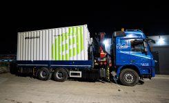 Megastacja ładowania – tym razem dla holenderskiego operatora Qbuzz