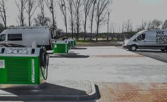 Konin – charging stations are waiting for electric buses