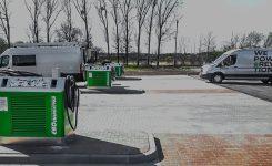 Konin – stacje ładowania Ekoenergetyki czekają na autobusy elektryczne