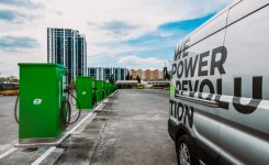 Ekoenergetyka-Polska delivers 25 charging stations to Warsaw