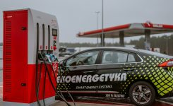 Charging stations from Ekoenergetyka-Polska already at 30 PKN ORLEN points!