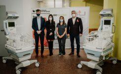Wysokiej klasy inkubatory hybrydowe dla Szpitala Wojewódzkiego
