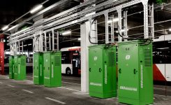 Aachen – another city with reliable fast charging stations by Ekoenergetyka
